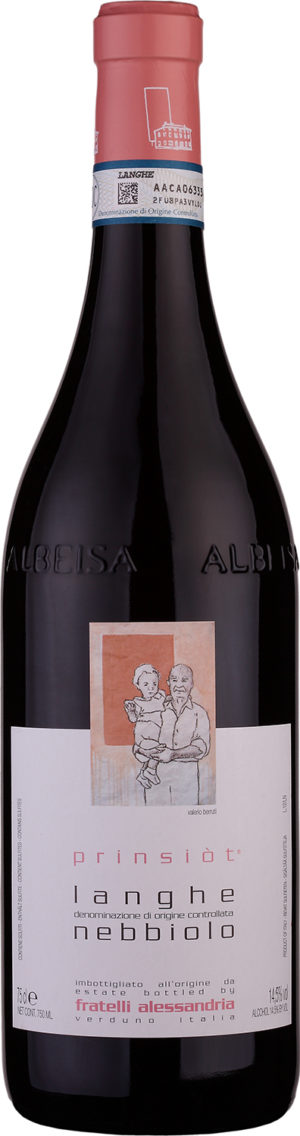 Alessandria Langhe Nebbiolo 'Prinsiot'